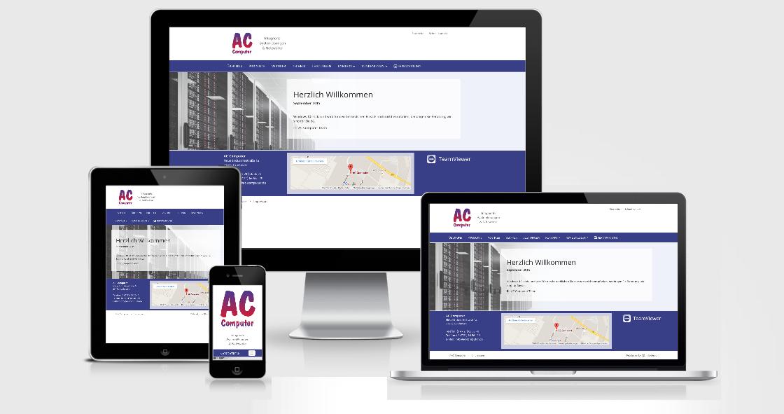 AC Computer - Webdesign Cuxhaven